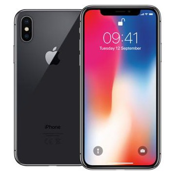 iPhone X 64Gb Spacegrey...