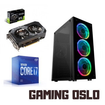 PC Gaming OSLO by B7
