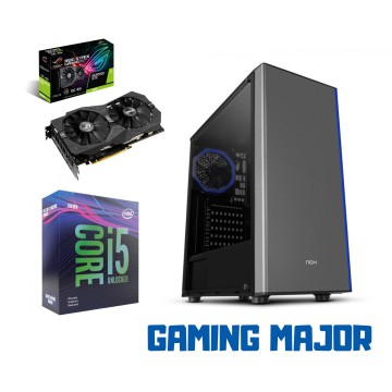 PC Gaming Major by B7