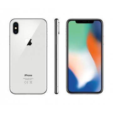 iPhone X 64Gb Silver...